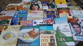 Job Lot of Mixed Books