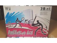 Wii Wu Athletics Kit 38 in 1 Brand new in box