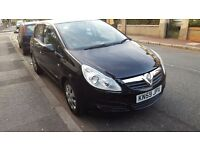 VAUXHALL CORSA ECOFLEX CDTI 1.3 MANUAL DIESEL BLACK 5 DOOR HATCHBACK!!!