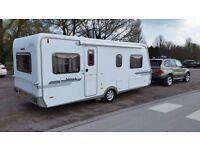 Hymer Nova 530LE Caravan