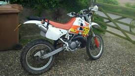 Honda 250cc crm