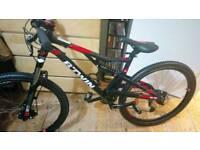 Cheap dual suspension bike