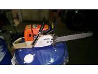 Stihl chainsaw 064 AV