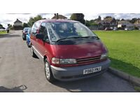 Toyota Previa 8 seater automatic