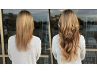 NATURAL and SEAMLESS HAIR EXTENSIONS