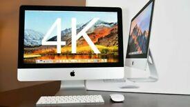 4K Retina 3.1Ghz Quad Core i5 Slim Apple iMac 21.5' 8Gb Ram 1TB Logic Pro X Sibelius Plugin Alliance