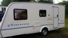 Bailey discovery 5 berth 2004