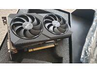 FAULTY - ASUS Dual GeForce RTX 2070 Mini OC 8GB GDDR6 - Repair or Spares