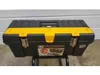 Zag large 66cm professional Toolbox tool box storage