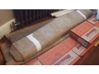 Timber floor underlay – Duralay Duratex – High Quality – (£10 was £58 new)