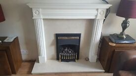 FOR SALE Fire and Fire surround