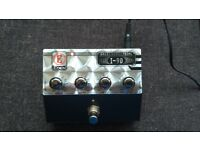 Eden i90 chorus pedal. Only 3 months old