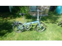 Dahon Speed 7 Folding Bike. 7 Speed. GREAT CONDITION. can post