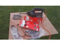 REDUCED - Black and decker Powerfile - sander / grinder / carving