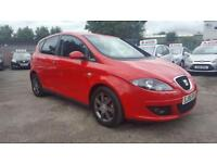 SEAT ALTEA 2.0 TDI SPORT 6 SPEED 5 DOOR 2007 / FULL SERVICE HISTORY / HPI CLEAR /EXCELLENT CONDITION