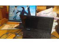 Toshiba Laptop - BROKEN