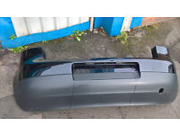 volkswagan golf vw golf mk5 rear bumpers in most colours