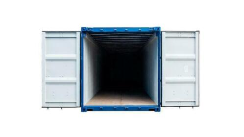 Nieuwe 40FT Open Top Zeecontainer | €7100 | CARU Containers
