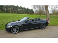 BMW 325i M SPORT CONVERTIBLE!