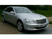 Mercedes-Benz S Class 3.0 S320 CDI 7G-Tronic 4dr HPI CLEAR+TOP SPEC!!!