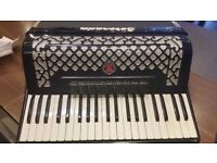Serenada 120-bass Accordion - Collection Only.