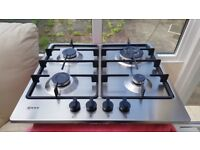 NEFF Built-in Gas hob with Wok Burner - NEW, NEVER USED