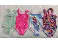 girls swimming costume .12-18/18-24