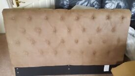HEADBOARD FOR SALE IN EXCELLENT CONDITION