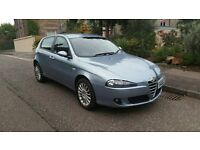ALFA ROMEO 147 2.0 T SPARK LUSSO, ONLY 43000 MILES WITH F.S.H, 1 OWNER