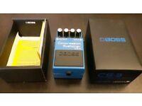 Boss CS-3 Compression-Sustainer