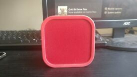 Red Miniature bluetooth speaker! Cheap!!
