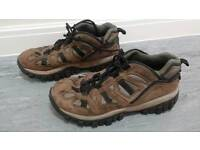Caterpillar shoes / half boot size 9