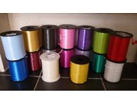 Curling ribbon for use with balloon decor, crafts of to wrap presents! Party Weddings