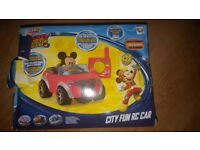 Micky and the roadster racers