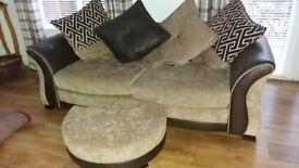 Large 3 setter settee