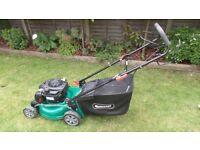 Qualcast 125cc Petrol Lawn Mower