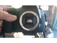 Canon EOS7D and lenses bundle