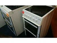 Beko 50cm wide cooker for sale. Free local delivery