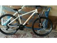 Kona 27 inch bike