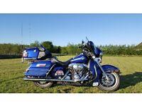 1450cc Harley Davidson Ultra Glide £8750 ono