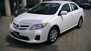 2013 Toyota Corolla CE ENHANCED CONVENIENCE