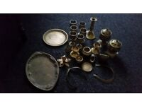 loads of brass ornaments £40 the lot