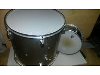 Set of 5 Drums + Cymbals