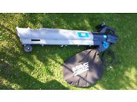 MAC garden vacuum and blower