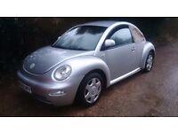 Vw beetle 2.0 petrol manual no mot spares or repairs