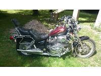 yamaha virago 750 cc 1998