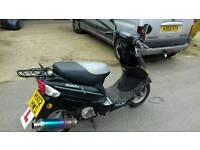 Moped scooter 50cc good runner,