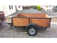 7.6'x5' TRAILER FOR SALE