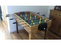 Football/Games Table