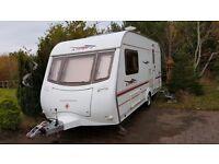2004 Coachman Amara 2 Berth Caravan - Immaculate